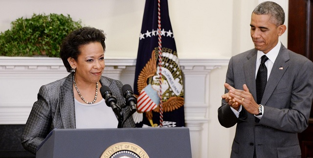 In 1st TV Appearance, Loretta Lynch Harshly Condemned Baltimore Uprising