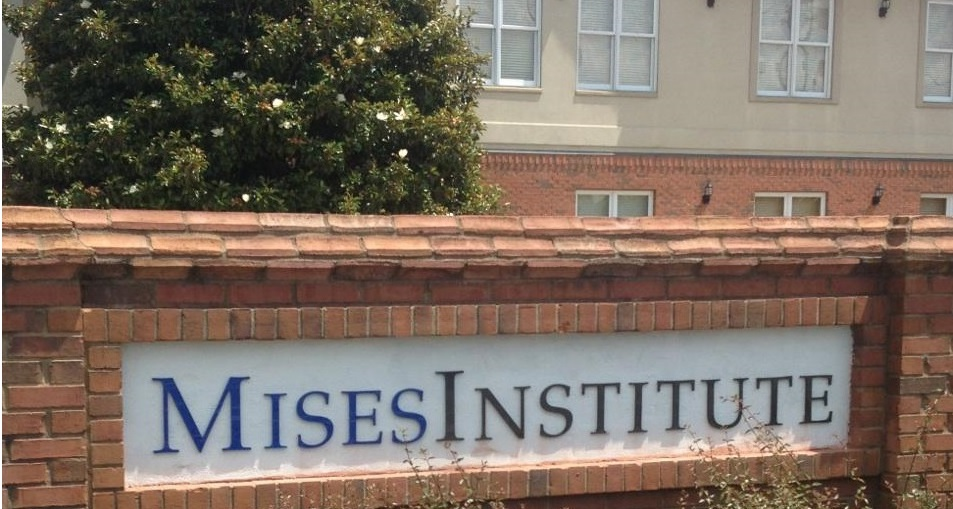The Mises Institute, Defending Scrooge and Amplifying the Voices of Bigots