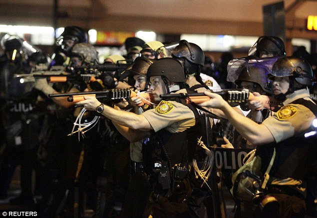 Mapping Police Violence: March and April 2015 Reports