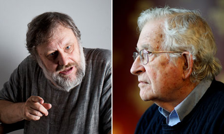 Chomsky on Žižek, Lacan, Theory, and the Academy