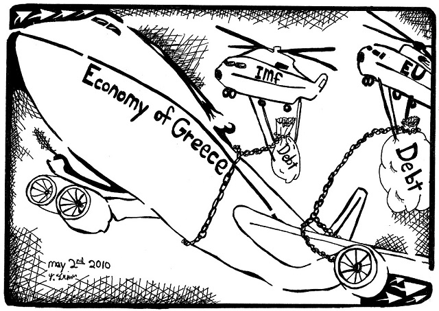 IMF Profits off of Greece's Odious Debt