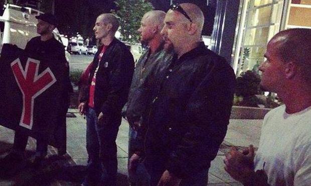 Neo-Nazis Held Pro-Police Demonstration in Washington