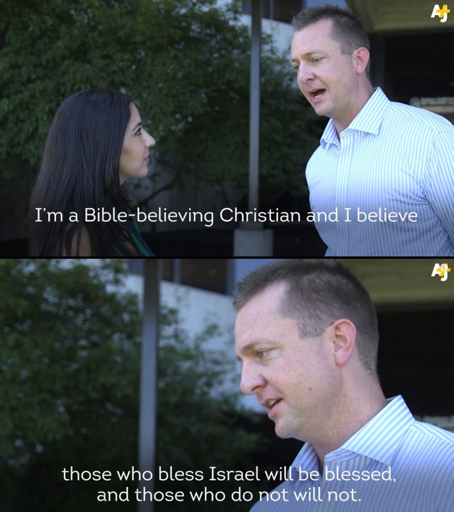 bible christian zionist