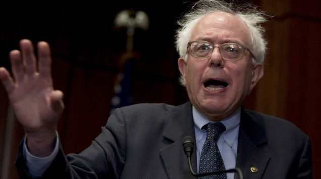 Bernie Sanders: Media More Concerned with Hair than Struggling Americans