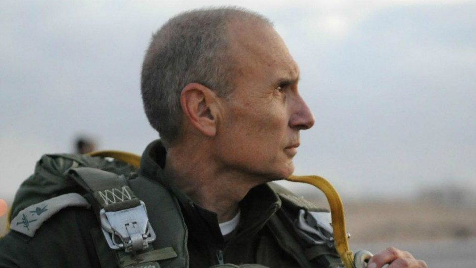 Israeli General Implies Anti-Semites Are Zionists' Allies
