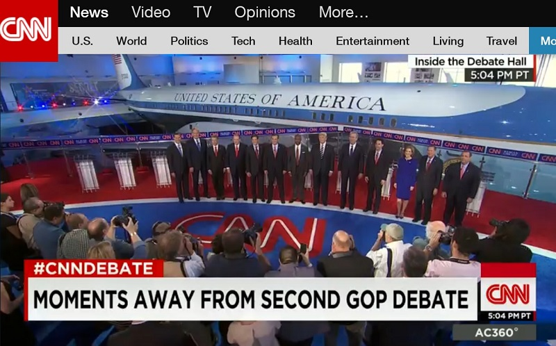 Highlights from the 2nd 2015 GOP Debate