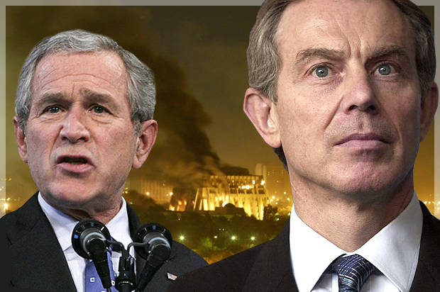The UK apologized for the Iraq War disaster, but the US still won't admit guilt