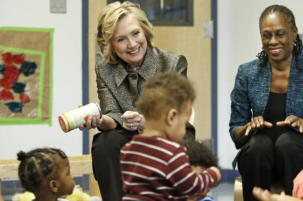 Hillary Clinton boasts about supporting children, but betrayed them as First Lady