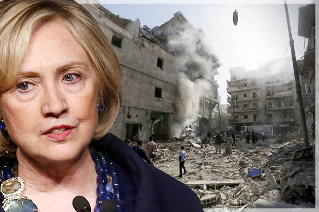 The real Benghazi scandal that is being ignored: How Hillary Clinton and the Obama administration destroyed Libya
