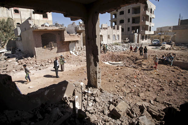 Second medical facility bombed by US-backed Saudi-led coalition in Yemen in just over a month