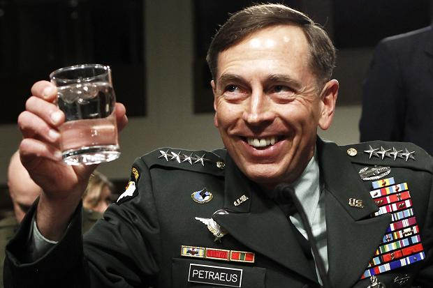 "David Petraeus divulges the simple secret to liberating Afghanistan: ""unleash America's airpower"""