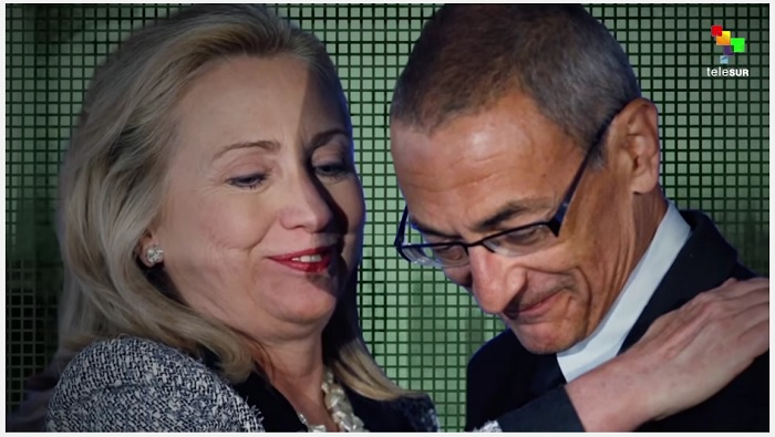 "Who is John Podesta? One of the most important figures in the Democratic Party machine — ""The Empire Files"" with Abby Martin"