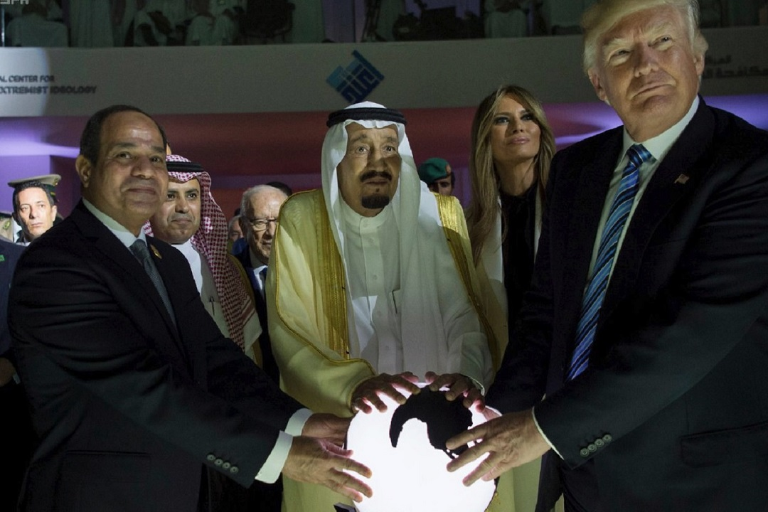 Moderate Rebels episode 5 show notes – Orb of Evil: Trump's embrace of Saudi Arabia, with Mohammed al-Nimr