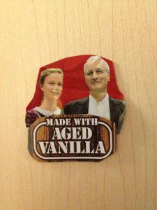 Aged Vanilla