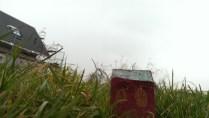 Häuschen auf dem Grundstück 11.01.2014