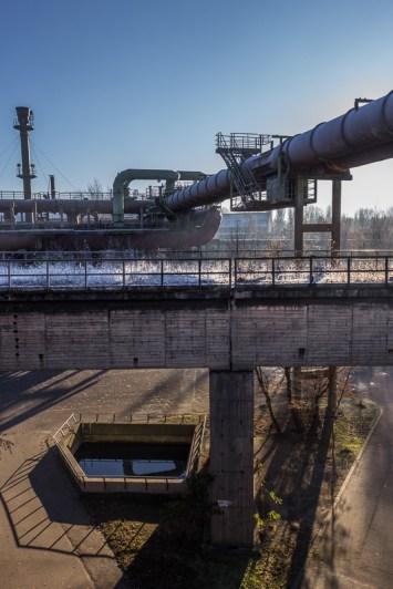 The pipeline II