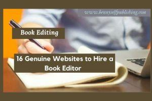 book editor