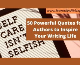 Quotes for Authors