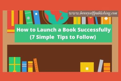 launch a book