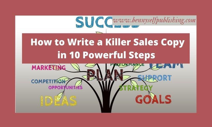 sales copy