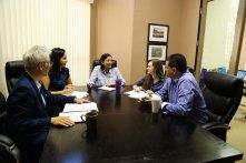 Benoic staff at headquarters in Las Vegas, NV