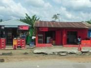 Ghanaian store