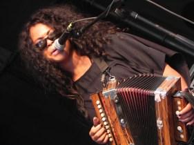Rosie Ledet workin that accordian.