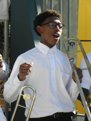 Edna Karr High School Brass Band