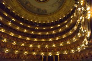 Teatro Colon, Buenos Aires, Mon voyage en Argentine