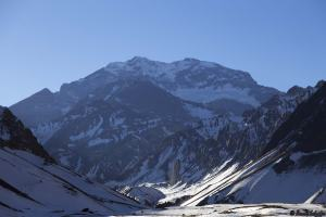 Cerro Aconcagua, Mon voyage en Argentine