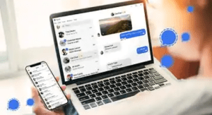 How to use the messenger on your desktop
