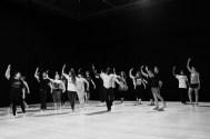 Augusto Omolu Performance Workshop - Aberystwyth University- 2012