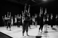 Augusto Omolu Performance Workshop - 2012