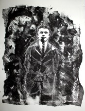 Anon - Solvent Transfer photolithograph - 2013