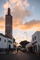 Mosquée Sidi Boubaid, Grand Socco - Place du 9 Avril 1947, Medina, Tangier, Morocco, North Africa