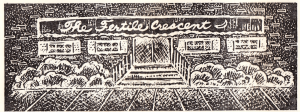Ceci Davidson illustration, 1989
