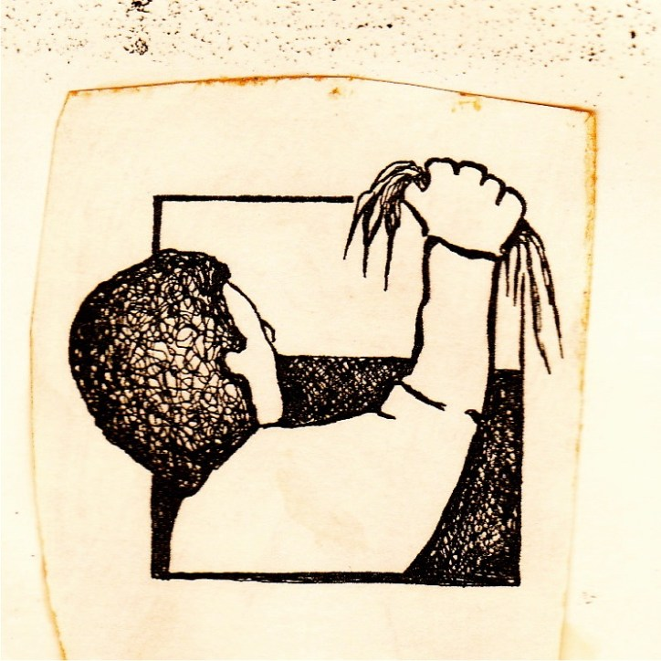 Cici Davidson illustration 3-22-1989