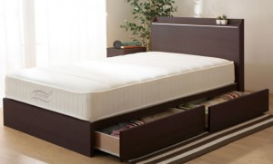 ベッド解体移動組立
