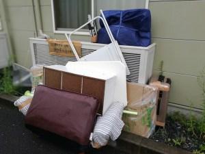 つくば市でソファーの回収ビフォーアフター
