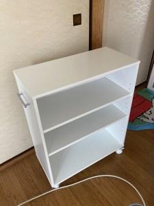 本棚の組み立て代行2