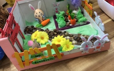 Easter Egg Competition 2018