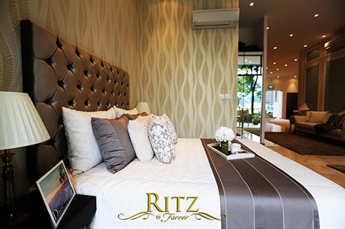 Ritz at Farrer Showroom