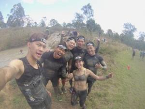 Spartan Beast in Brisbane - You have my back, we have yours!