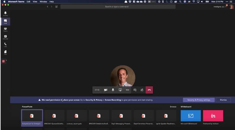 Microsoft Teams and macOS Catalina - broken screen share