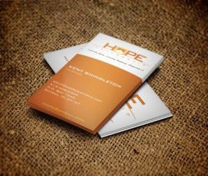 Hope Business Cards