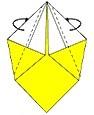 豆箱の折り方十番目