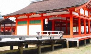 宮島厳島神社大黒神社