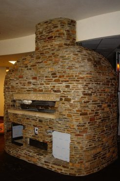 Malawi's Pizza Oven by Ben Sutorius