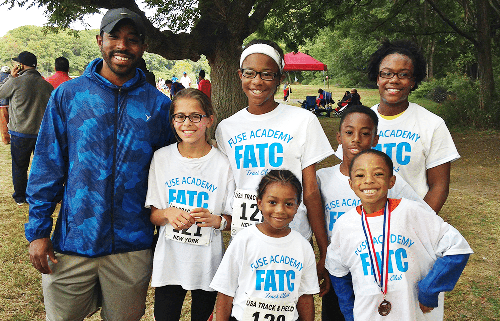 Fuse Academy Track Club completes USATF #1