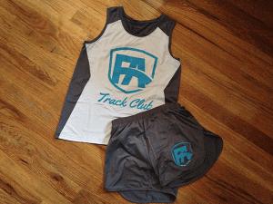 Fuse Academy Track Uniform